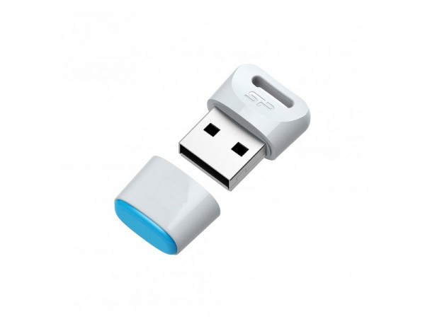 Флешка USB Silicon Power Touch T06 4 ГБ (SP004GBUF2T02V1W)