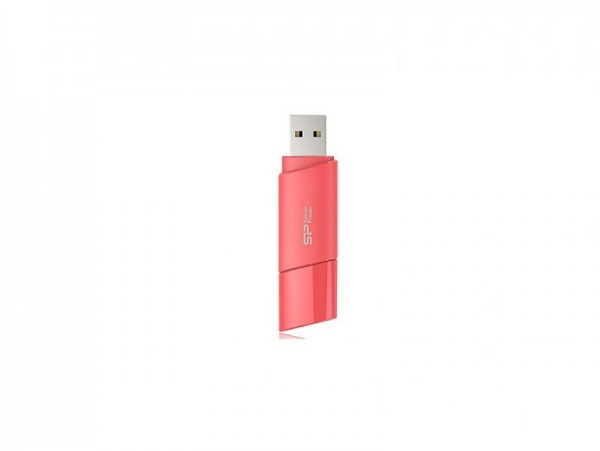 Флешка USB Silicon Power Ultima U06 8 ГБ (SP008GBUF2U06V1P) рожева