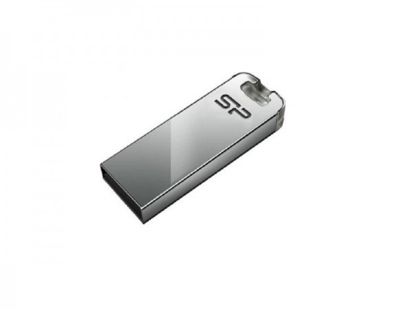 Флешка USB Silicon Power Touch T03 16 ГБ (SP016GBUF2T03V1F0 сіра