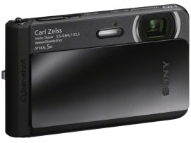 Цифрова фотокамера Sony CyberShot TX30 чорна