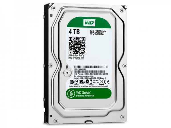 Жорсткий диск Western Digital Green WD40EZRX