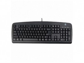 Клавіатура A4Tech KB-720A PS/2 чорна
