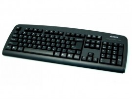 Клавіатура A4Tech KB-720 USB чорна
