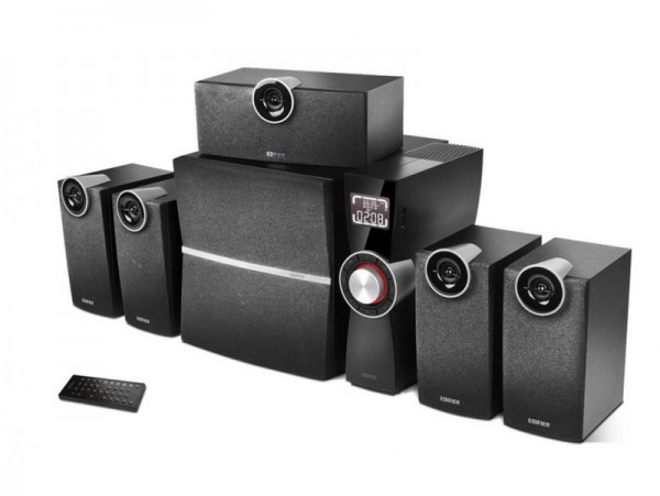 Акустична система Edifier C6XD чорна