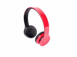 Гарнітура Gemix BH-07 Bluetooth червона