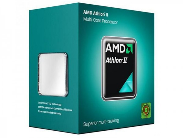 Процесор AMD Athlon II X2 270 (ADX270OCGMBOX) BOX