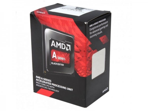 Процесор AMD A6 X2 7400K (AD740KYBJABOX) BOX