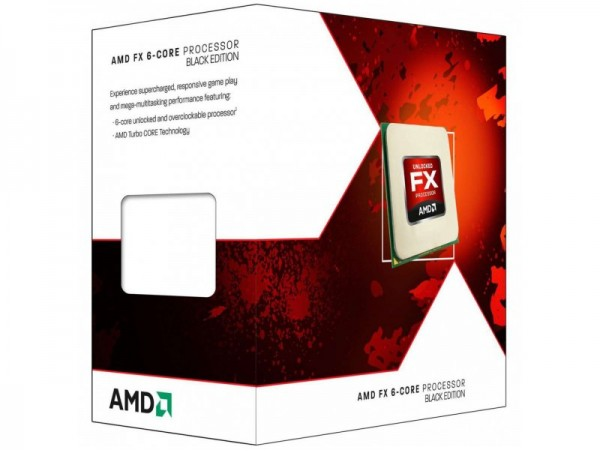Процесор AMD X6 FX-6350 (FD6350FRHKBOX) BOX