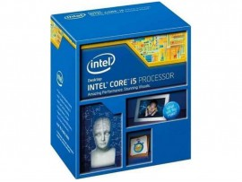 Процесор Intel Core i5 4590 (BX80646I54590SR1QJ) BOX