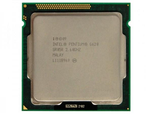 Процесор Intel Pentium G620 (G620_tray) Tray