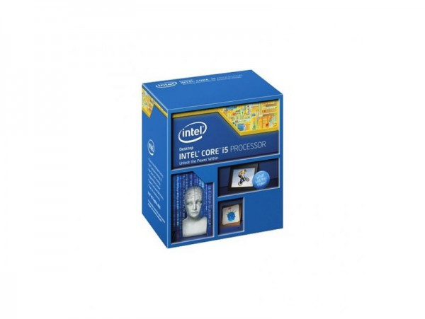 Процесор Intel Core i5-4670 (BX80646I54670) BOX