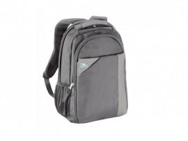 Рюкзак для ноутбука Riva 8160 темно-сірий