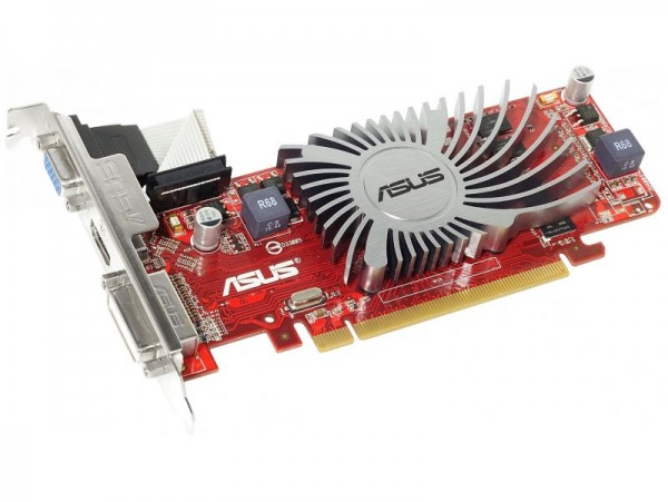 Відеокарта ASUS HD6450 (HD6450-SL-2GD3-L)